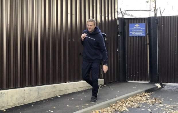 """Навальный - свисток для выпускания пара: проверку на """"экстремизм""""  отменили сверху"""