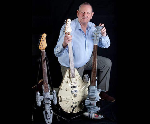 Гитары в стиле Star Wars
