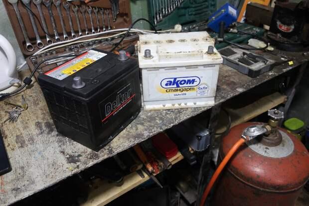 проверяем, живой аккумулятор или нет - протянет зиму или лучше заменить