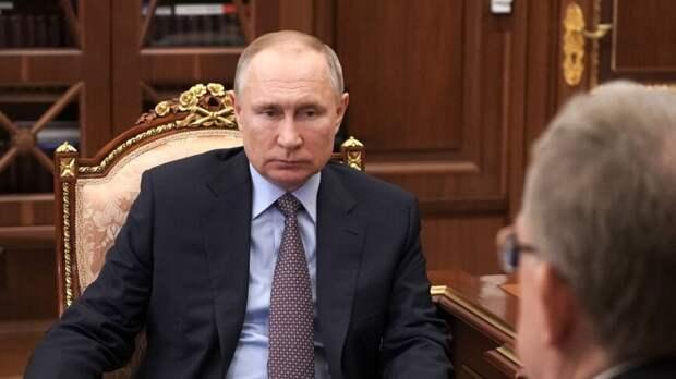 Байден допустил ошибку в фамилии Путина в ходе выступления в Белом доме