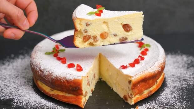 Вот как приготовить вкуснейший десерт из обычного творога