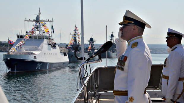 """Американский адмирал привычно надул щёки. Но по факту взмолился: """"Помилосердствуйте!"""""""