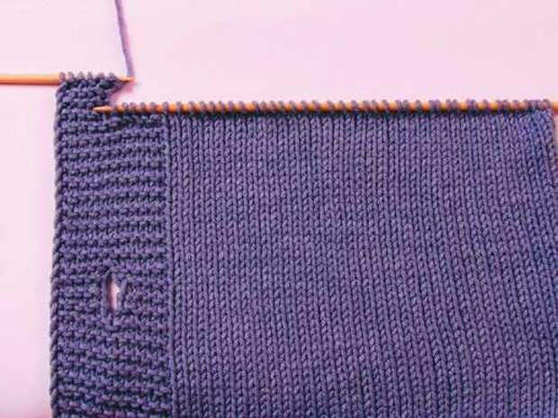 Очень понятная, наглядная, информативная шпаргалка по вязанию спицами