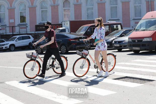 Сезон велопроката стартует в Нижнем Новгороде
