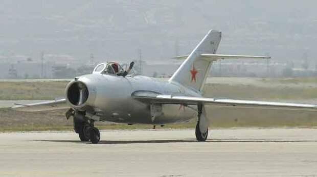 Советские асы на МиГ-15 били американцев