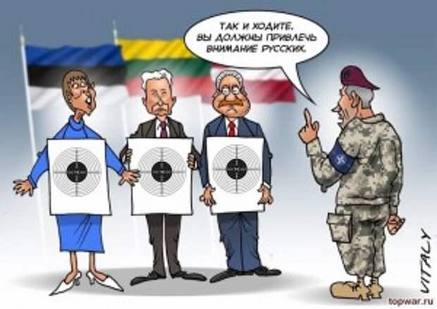 Запад решил плюнуть в Лукашенко Латвией