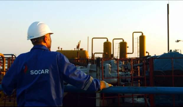 Еще 90 тысяч тонн нефти белорусским НПЗ направляет SOCAR
