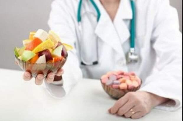 В России появятся кабинеты здорового питания