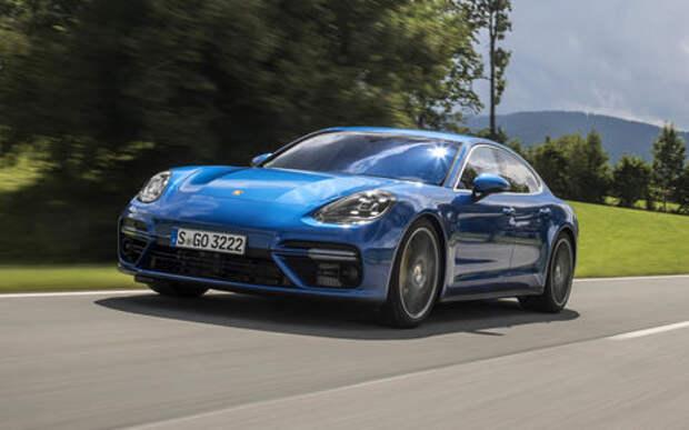 Оператив ЗР: тестируем Porsche Panamera второго поколения