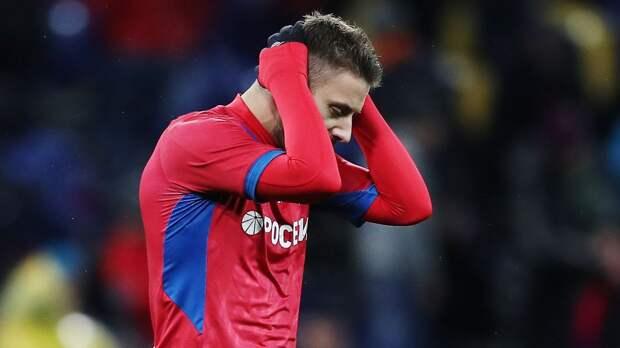 Стал известен точный диагноз Влашича, получившего травму в матче «Уфой»