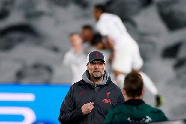 Агент Клоппа: Тренер останется в «Ливерпуле», тут и обсуждать нечего