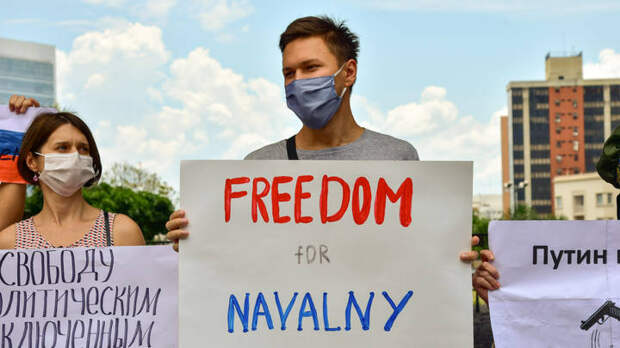 Явка провалена. Акция в поддержку Навального разочаровала всех