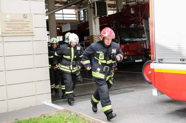 Пожарные. Фот:о: из открытых источников