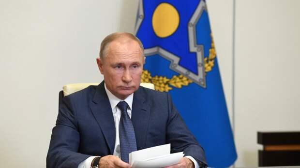 Президент США признал, что не способен изменить позицию Владимира Путина
