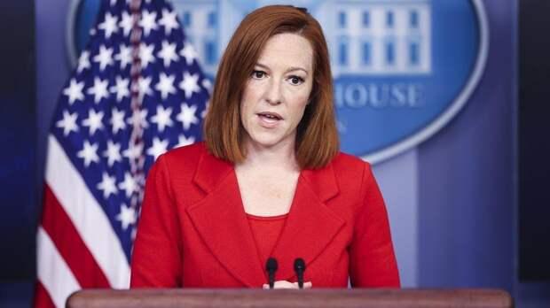Псаки планирует уйти с поста пресс-секретаря Белого дома