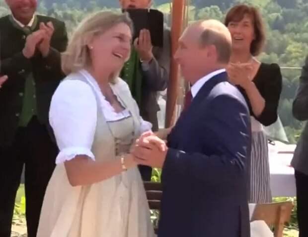 """В совет директоров """"Роснефти"""" вошла экс-глава МИД Австрии Карин Кнайсль"""