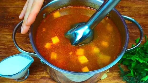 Летом вместо надоевшей окрошки готовлю мой фирменный шелковый суп (еще никто не догадался из чего он, делюсь рецептом)