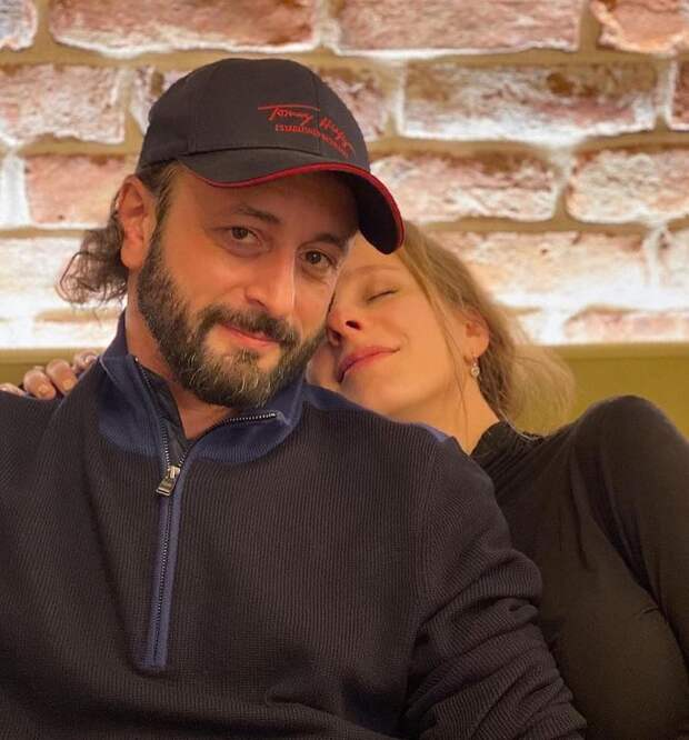 Лиза Арзамасова и Илья Авербух ждут ребёнка