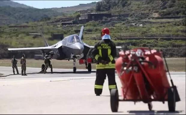 На приграничных с Россией территориях размещаются F-35...