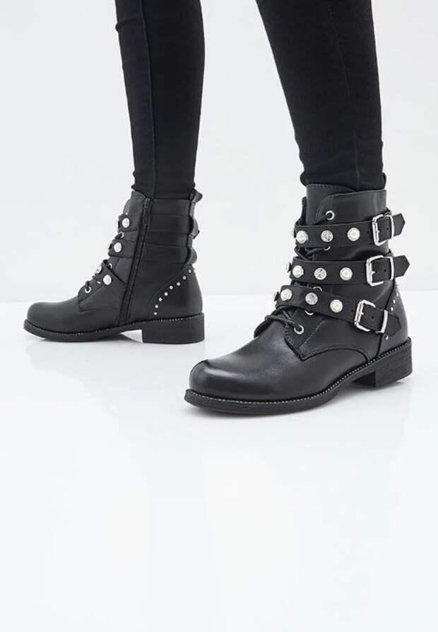 Ботинки, Mellisa, 1 245руб. (Lamoda)