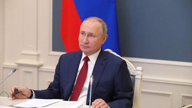 Путин высказал свое мнение о вакцине Moderna