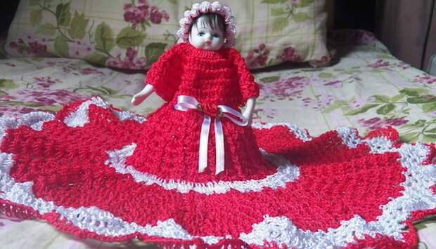 куклы + бутылка + модель4