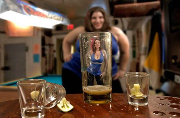 Пейте ихудейте: найден алкогольный напиток, помогающий сбросить вес