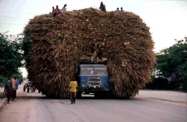 В Африке авто, автомобили, автоприкол, груз, подборка, прикол, фото, юмор