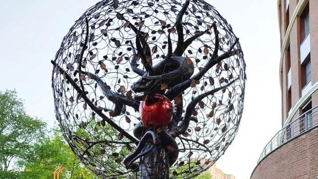 Памятник Сатане появился в Кирове