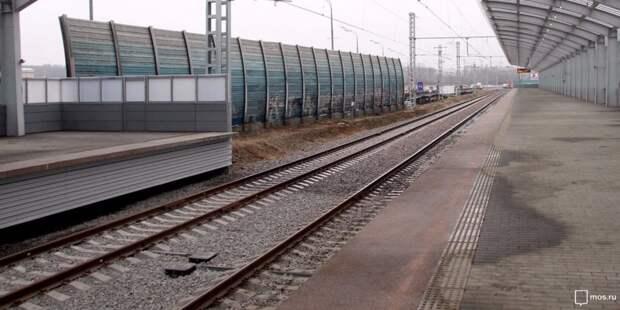 Переход через железнодорожные пути в Марьиной роще отремонтируют