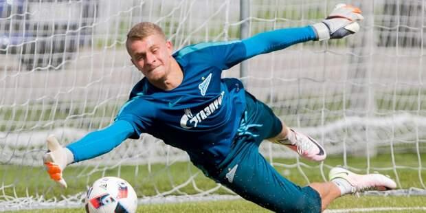 Голкипер «Зенита» Васютин получил серьезную травму в шведском «Юргордене»