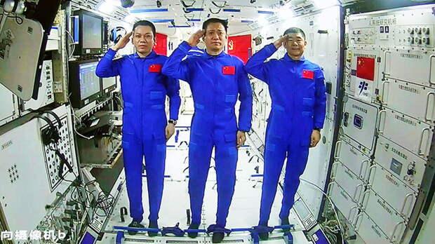 Китайцы не пустили янки на свою космическую станцию? Не факт. Но – правда