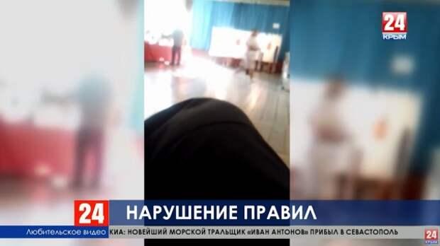 По факту «вброса» на избирательном участке в Красногвардейском районе могут возбудить уголовное дело