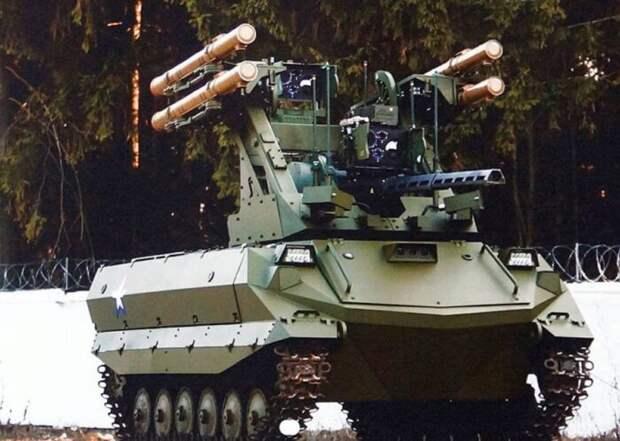 В Польше восхищены новыми российскими роботанками «Уран-9»