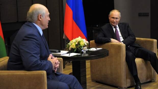 Лукашенко прилетит в Москву на встречу с Путиным 9 сентября