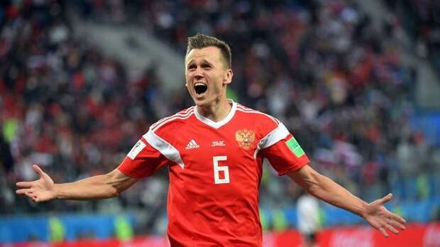 Уроженец Нижнего Новгорода Денис Черышев вошёл в заявку сборной России для участия в чемпионате Европы по футболу