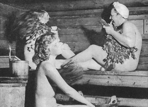 «Лёгкого пару!»: зачем его желают русские в бане