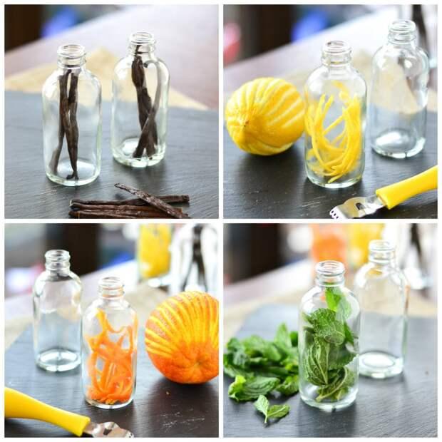 Готовим ароматизированные экстракты