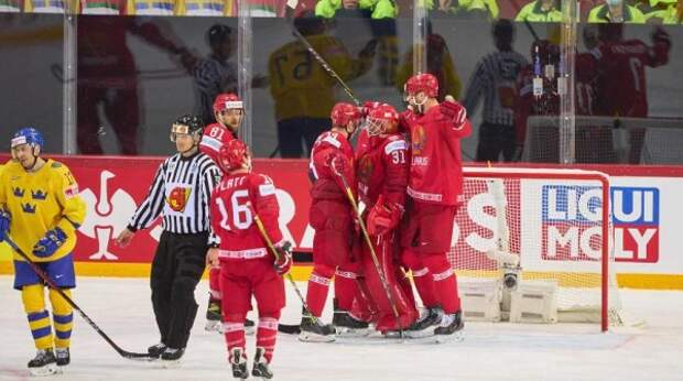 Латвийский депутат призвал взять сборную Белоруссии по хоккею в заложники