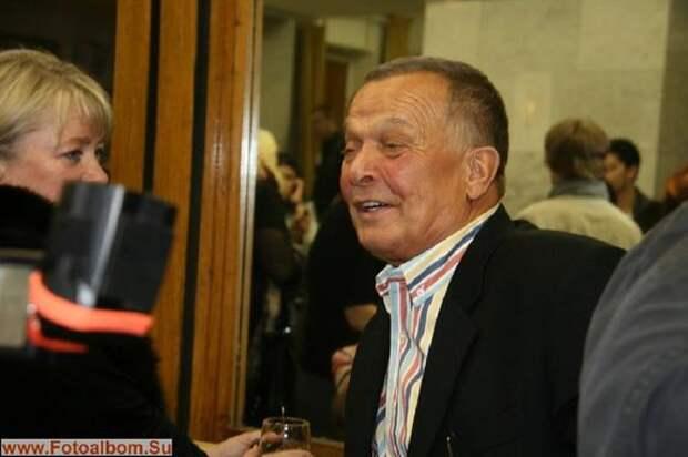Кинооператор Вадим Алисов скончался