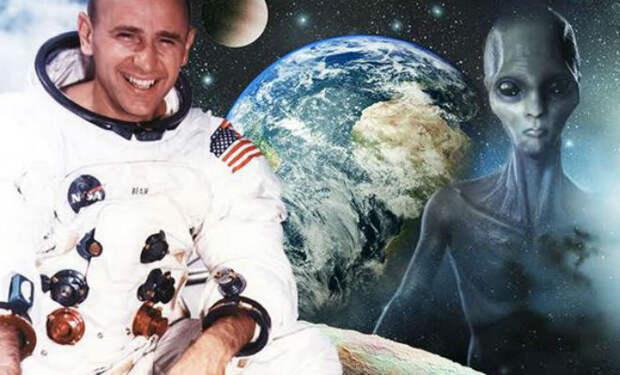 Почему НАСА запрещает астронавтам говорить о пришельцах