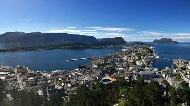 Население Норвегии выступает за дружеские отношения с Россией