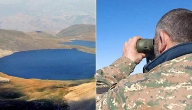 Ситуация взрывоопасная: 240 военных Азербайджана находятся натерритории Армении