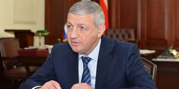 Битаров покидает пост главы Северной Осетии. Назначен врио