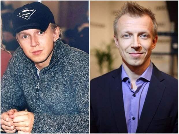 Как сейчас выглядят и чем занимаются телеведущие 90-х, Иван Демидов, Валдис Пельш