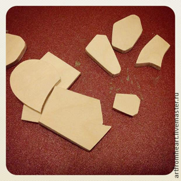 Как сделать штампы своими руками