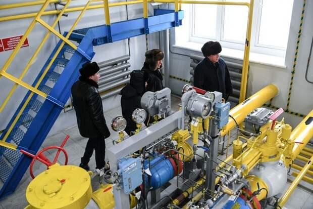 Одна из заявок на строительство газопровода «Северный поток-2»  отозвана в Дании