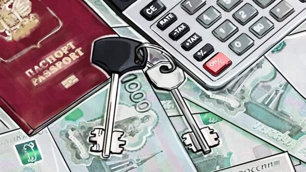 Росреестр зафиксировал рост числа ипотечных сделок в Москве
