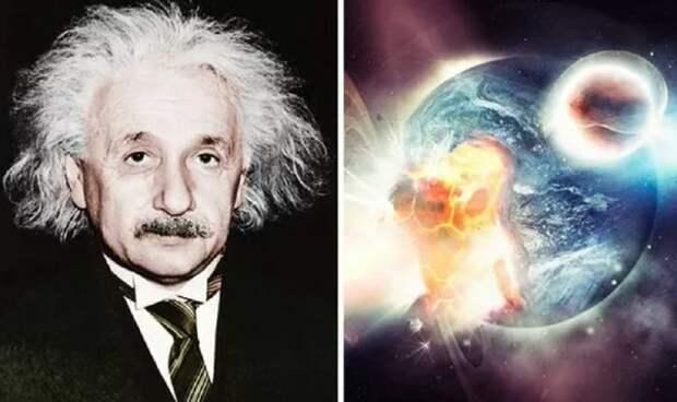 Экс-глава Google обосновал гипотезу о загробной жизни теорией относительности Эйнштейна