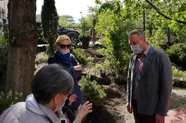 Евгений Попов: В ходе экологических акций было посажено свыше 420 деревьев